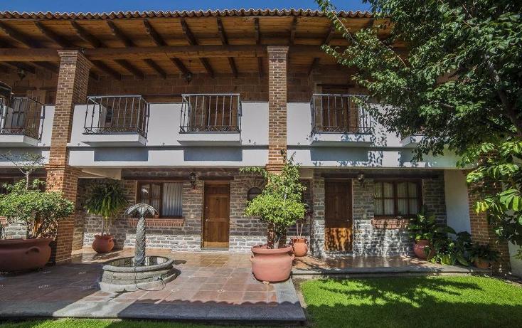 Foto de edificio en venta en  , hacienda grande, tequisquiapan, querétaro, 1266867 No. 01