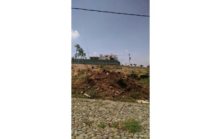 Foto de terreno habitacional en venta en  , hacienda la concepción, tepotzotlán, méxico, 1957368 No. 01