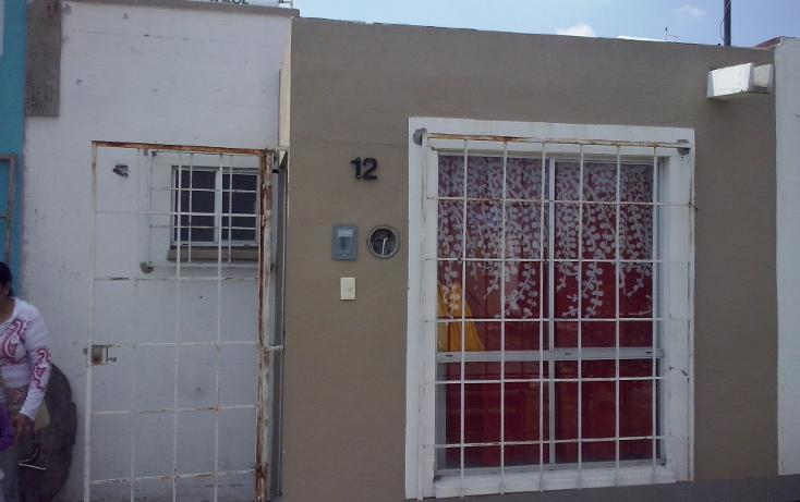 Foto de casa en condominio en venta en  , hacienda la cruz, el marqués, querétaro, 1330317 No. 01