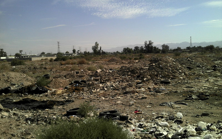 Foto de terreno comercial en renta en  , hacienda la encantada, mexicali, baja california, 1202631 No. 02