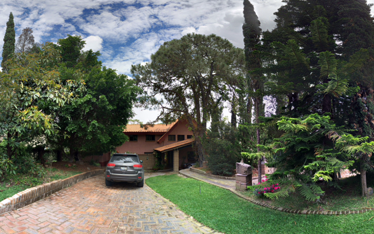 Foto de rancho en venta en  , hacienda la herradura, zapopan, jalisco, 1466323 No. 02