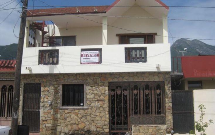 Foto de casa en venta en hacienda las delicias 644, nueva aurora, guadalupe, nuevo león, 1659034 no 01