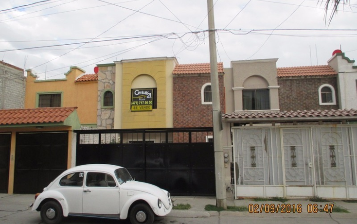 Foto de casa en venta en  , hacienda las mandarinas, le?n, guanajuato, 1856846 No. 12