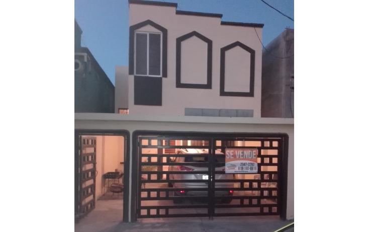 Foto de casa en venta en  , hacienda las margaritas i, apodaca, nuevo león, 1557080 No. 01