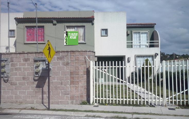 Foto de casa en venta en  , hacienda las misiones, huehuetoca, m?xico, 1380007 No. 01
