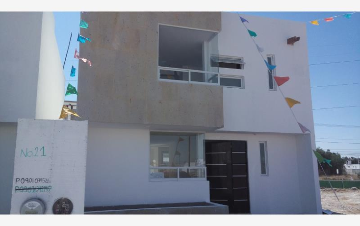Foto de casa en venta en hacienda las trojes 100, hacienda las trojes, corregidora, querétaro, 1649812 No. 02