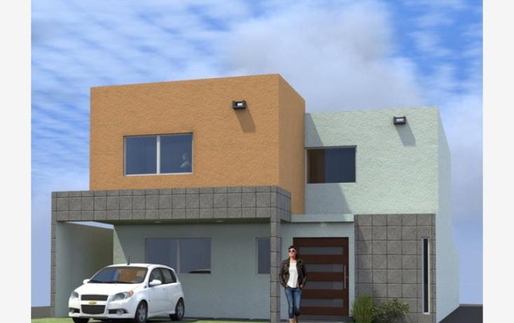 Foto de casa en venta en  , hacienda las trojes, corregidora, quer?taro, 1355907 No. 01