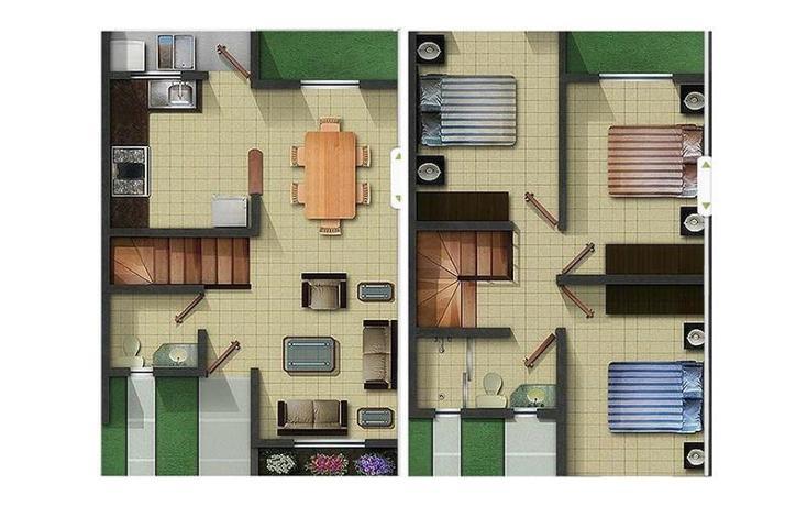 Foto de casa en venta en  , hacienda las trojes, corregidora, querétaro, 1646439 No. 12