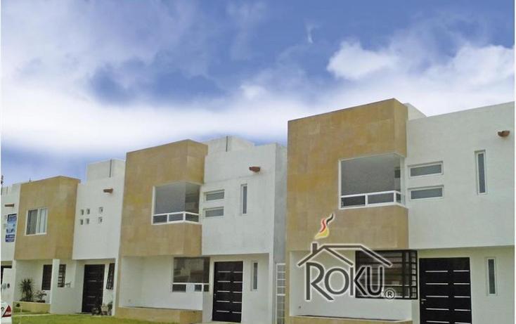 Foto de casa en venta en  , hacienda las trojes, corregidora, quer?taro, 1669964 No. 01