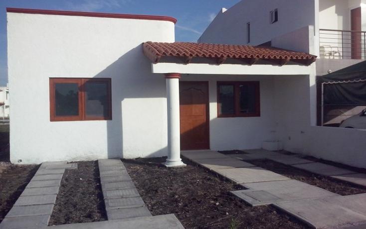 Foto de casa en venta en  , hacienda las trojes, corregidora, quer?taro, 842721 No. 01