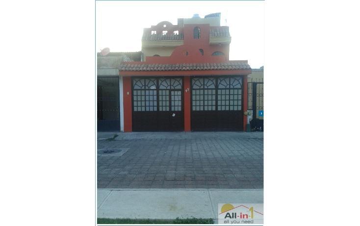 Foto de casa en venta en  , hacienda los angeles, zamora, michoacán de ocampo, 1548804 No. 01