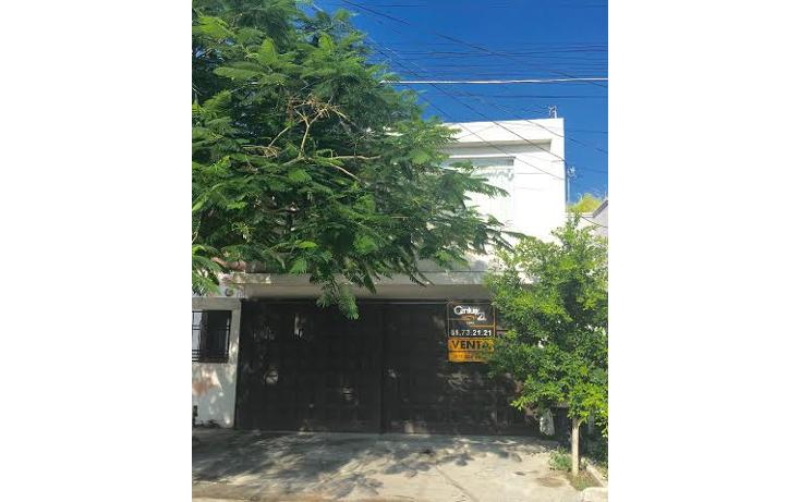 Foto de casa en venta en  , hacienda los cantu 1er sector, general escobedo, nuevo le?n, 1043593 No. 02