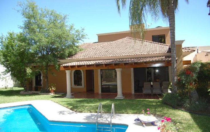Foto de casa en venta en  , hacienda los encinos, monterrey, nuevo le?n, 1258669 No. 03