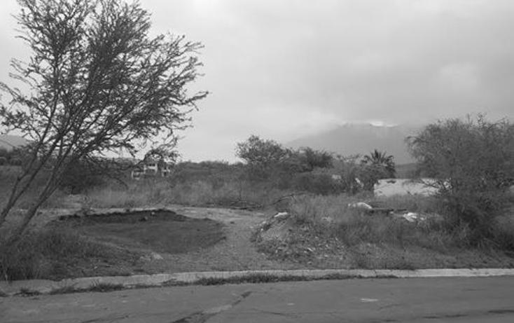 Foto de terreno habitacional en venta en  , hacienda los encinos, monterrey, nuevo león, 2029530 No. 03
