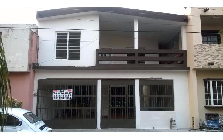 Foto de casa en venta en  , hacienda los morales sector 1, san nicolás de los garza, nuevo león, 1893368 No. 01
