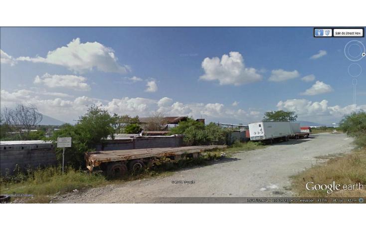Foto de terreno industrial en venta en  , hacienda los pinos, apodaca, nuevo león, 1192679 No. 01