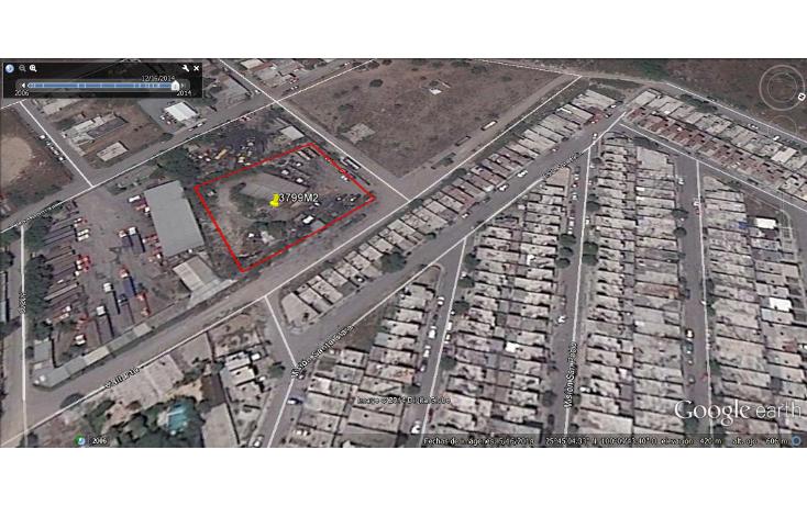 Foto de terreno industrial en venta en  , hacienda los pinos, apodaca, nuevo león, 1192679 No. 02