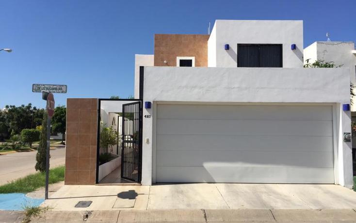 Foto de casa en venta en  , hacienda molino de flores, culiacán, sinaloa, 1463855 No. 01