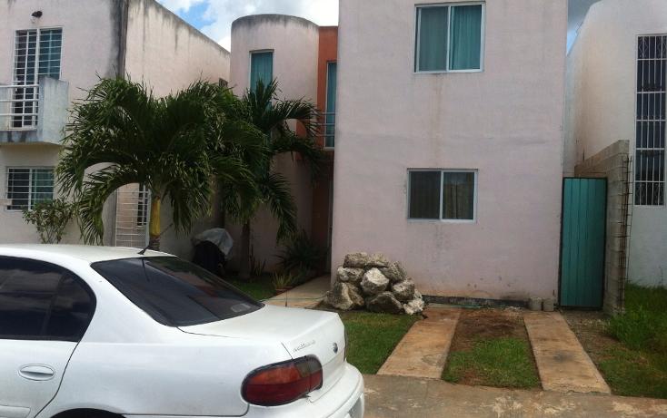 Foto de casa en venta en  , hacienda real campeche secci?n ii, campeche, campeche, 1397605 No. 01