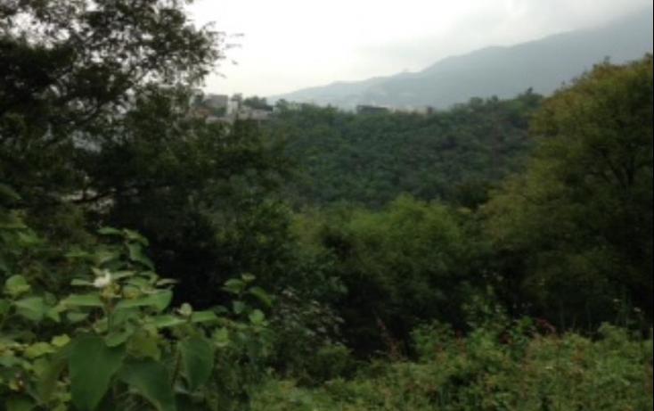 Foto de terreno habitacional en venta en hacienda san agustín, mesa de la corona 1er sector, san pedro garza garcía, nuevo león, 590698 no 02