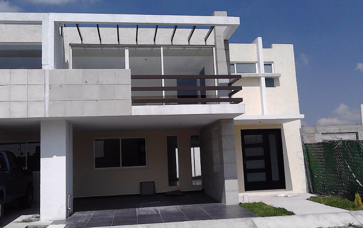 Foto de casa en venta en  , hacienda san agustín, toluca, méxico, 1227869 No. 01