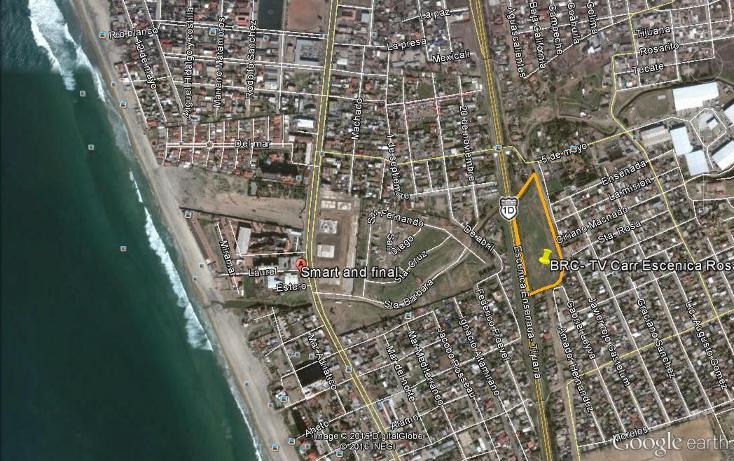 Foto de terreno habitacional en venta en  , hacienda san fernando, playas de rosarito, baja california, 1967637 No. 03