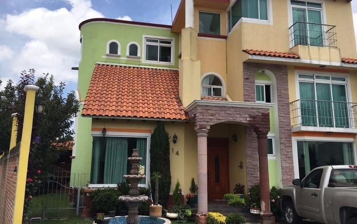 Foto de casa en venta en  , hacienda san josé, toluca, méxico, 1080327 No. 01