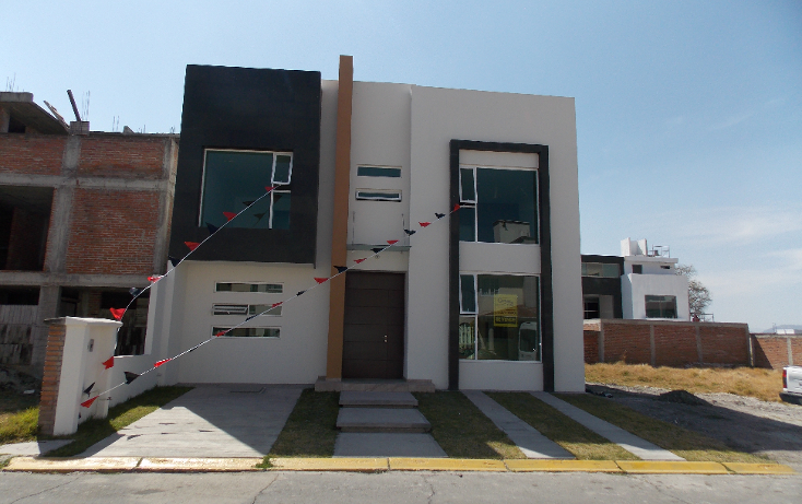 Foto de casa en venta en  , hacienda san josé, toluca, méxico, 1602410 No. 01