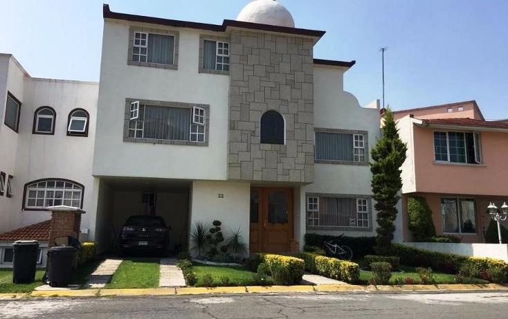 Foto de casa en venta en  , hacienda san josé, toluca, méxico, 1693584 No. 64