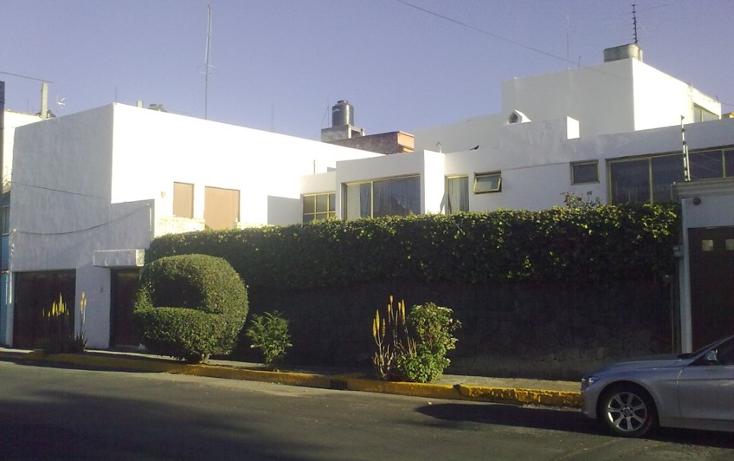 Foto de casa en venta en  , hacienda san juan, tlalpan, distrito federal, 2020834 No. 01