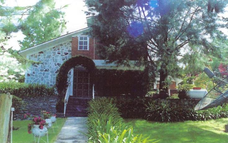 Foto de casa en venta en hacienda san miguel contla 4, san miguel contla, san salvador el verde, puebla, 394913 No. 01