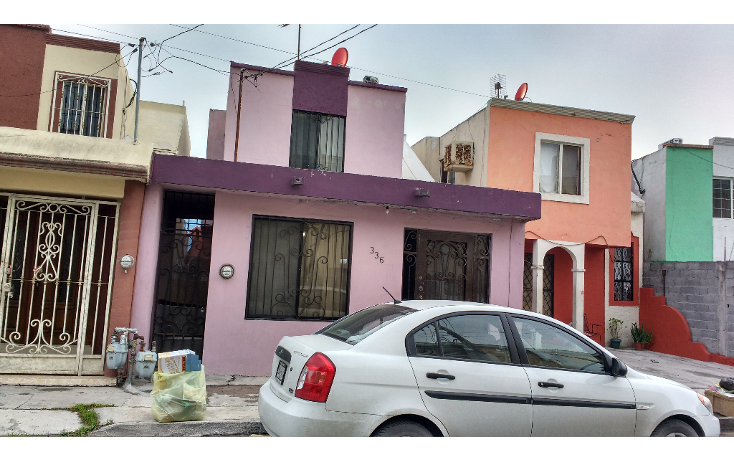 Foto de casa en venta en  , hacienda san miguel, guadalupe, nuevo león, 1480927 No. 01