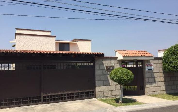 Foto de casa en venta en hacienda san pedro , villas del mesón, querétaro, querétaro, 1873434 No. 01
