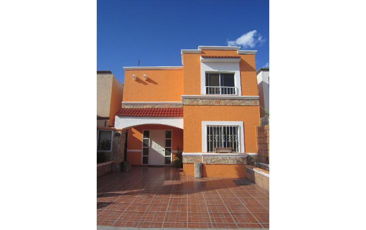 Foto de casa en venta en  , hacienda san rafael, saltillo, coahuila de zaragoza, 1732322 No. 01