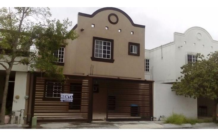 Foto de casa en renta en  , hacienda santa fe, apodaca, nuevo león, 1230773 No. 01