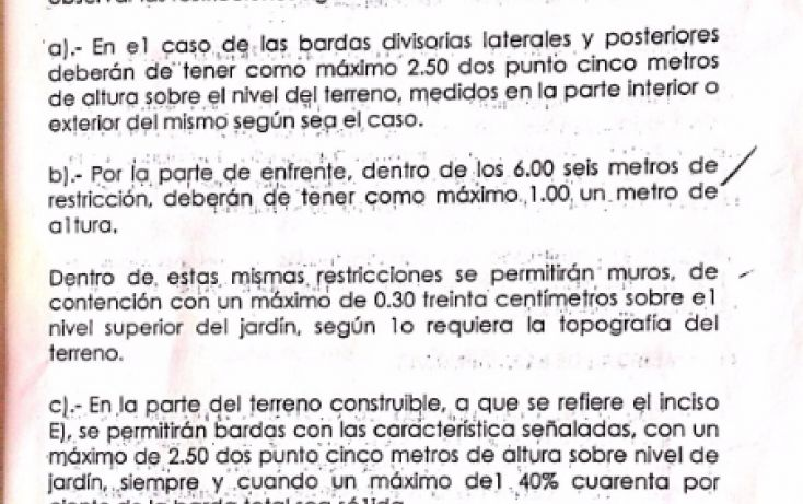 Foto de terreno habitacional en venta en, hacienda santa fe, chihuahua, chihuahua, 1378475 no 05