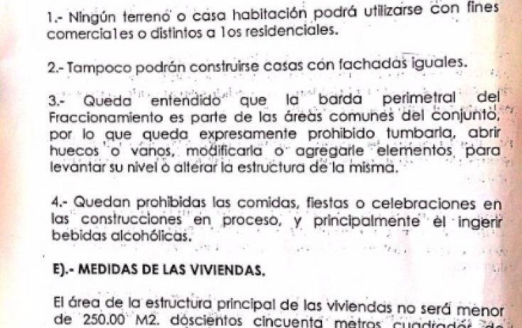 Foto de terreno habitacional en venta en, hacienda santa fe, chihuahua, chihuahua, 1378475 no 06