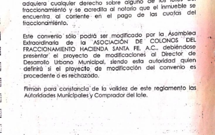 Foto de terreno habitacional en venta en, hacienda santa fe, chihuahua, chihuahua, 1378475 no 14