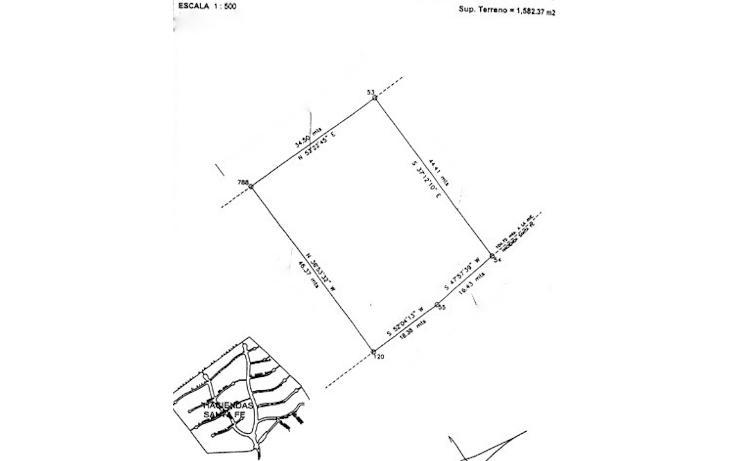 Foto de terreno habitacional en venta en  , hacienda santa fe, chihuahua, chihuahua, 1378559 No. 03