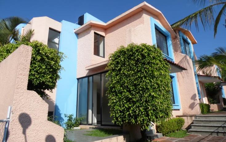 Foto de casa en condominio en renta en  , hacienda tetela, cuernavaca, morelos, 1194327 No. 01