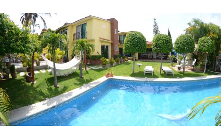 Foto de casa en venta en  , hacienda tetela, cuernavaca, morelos, 1274139 No. 01