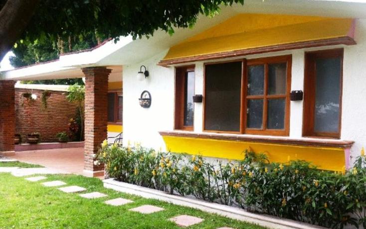 Foto de casa en renta en  , hacienda tetela, cuernavaca, morelos, 1834574 No. 01