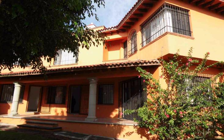 Foto de casa en venta en  , hacienda tetela, cuernavaca, morelos, 2034746 No. 01