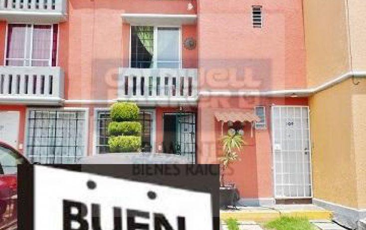 Foto de casa en condominio en venta en hacienda tulipanes, conjunto litchi, hacienda cuautitln, hacienda de cuautitlán, cuautitlán, estado de méxico, 1336957 no 01