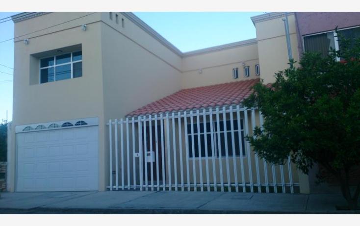 Foto de casa en venta en haciendas de corrales 137, camino real, durango, durango, 402939 No. 01