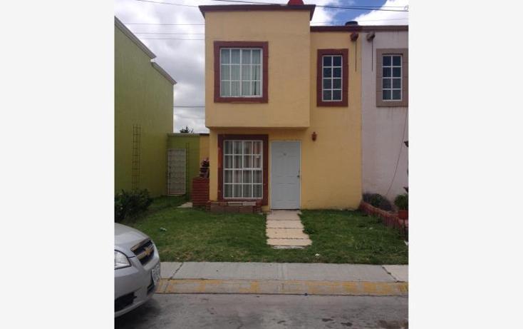 Foto de casa en venta en  , haciendas de hidalgo, pachuca de soto, hidalgo, 1592256 No. 01