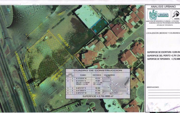 Foto de terreno comercial en venta en, haciendas del valle i, chihuahua, chihuahua, 1004195 no 01