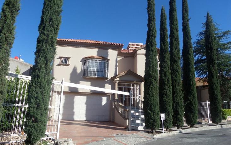 Foto de casa en venta en  , haciendas iii, chihuahua, chihuahua, 1676908 No. 01