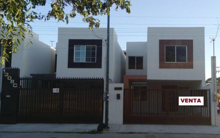 Foto de casa en venta en haiti 1400, loma del gallo, ciudad madero, tamaulipas, 1537156 no 01