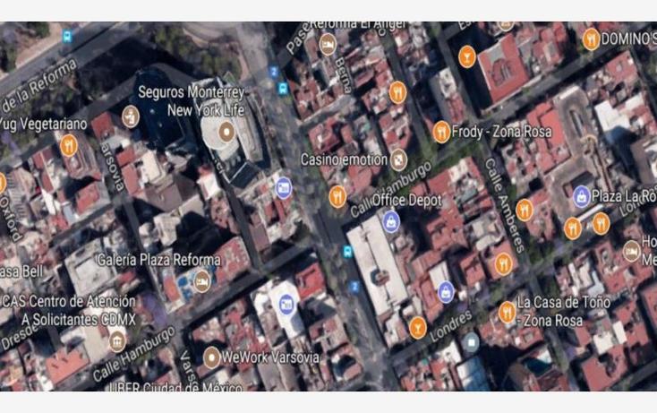 Foto de edificio en venta en hamburgo x, juárez, cuauhtémoc, distrito federal, 4236680 No. 04